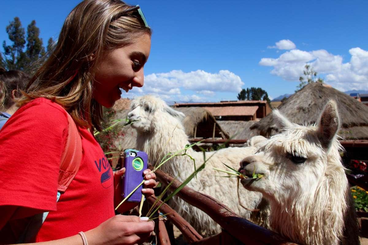 Summer Program - International Relief   Travel For Teens: Peru, Ecuador and the Galápagos Adventure and Service