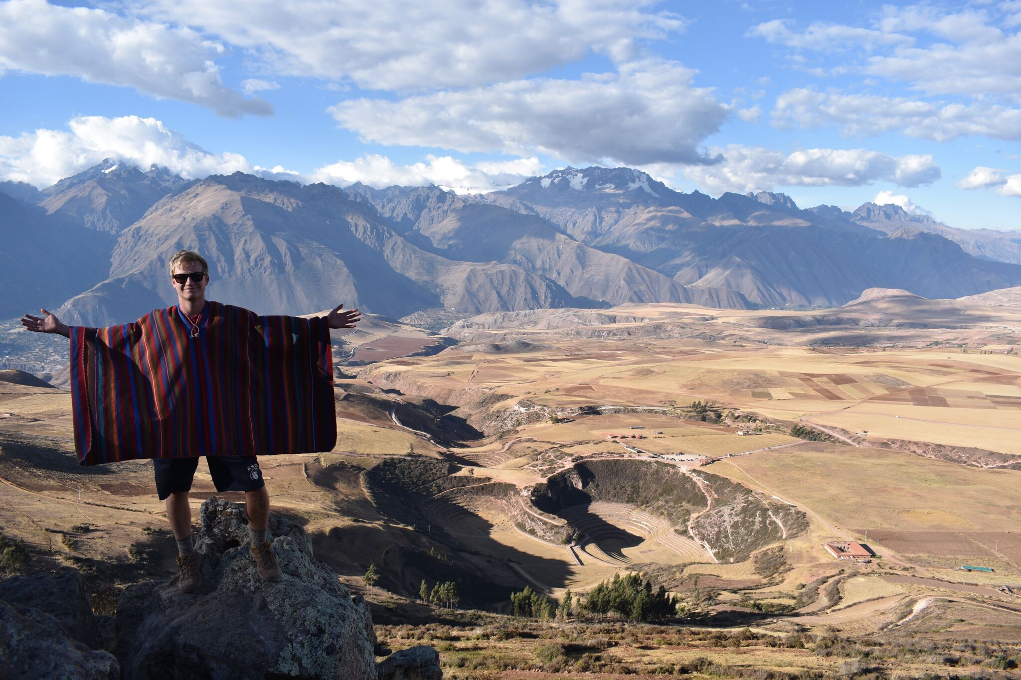 Travel For Teens: Peru, Ecuador and the Galápagos Service