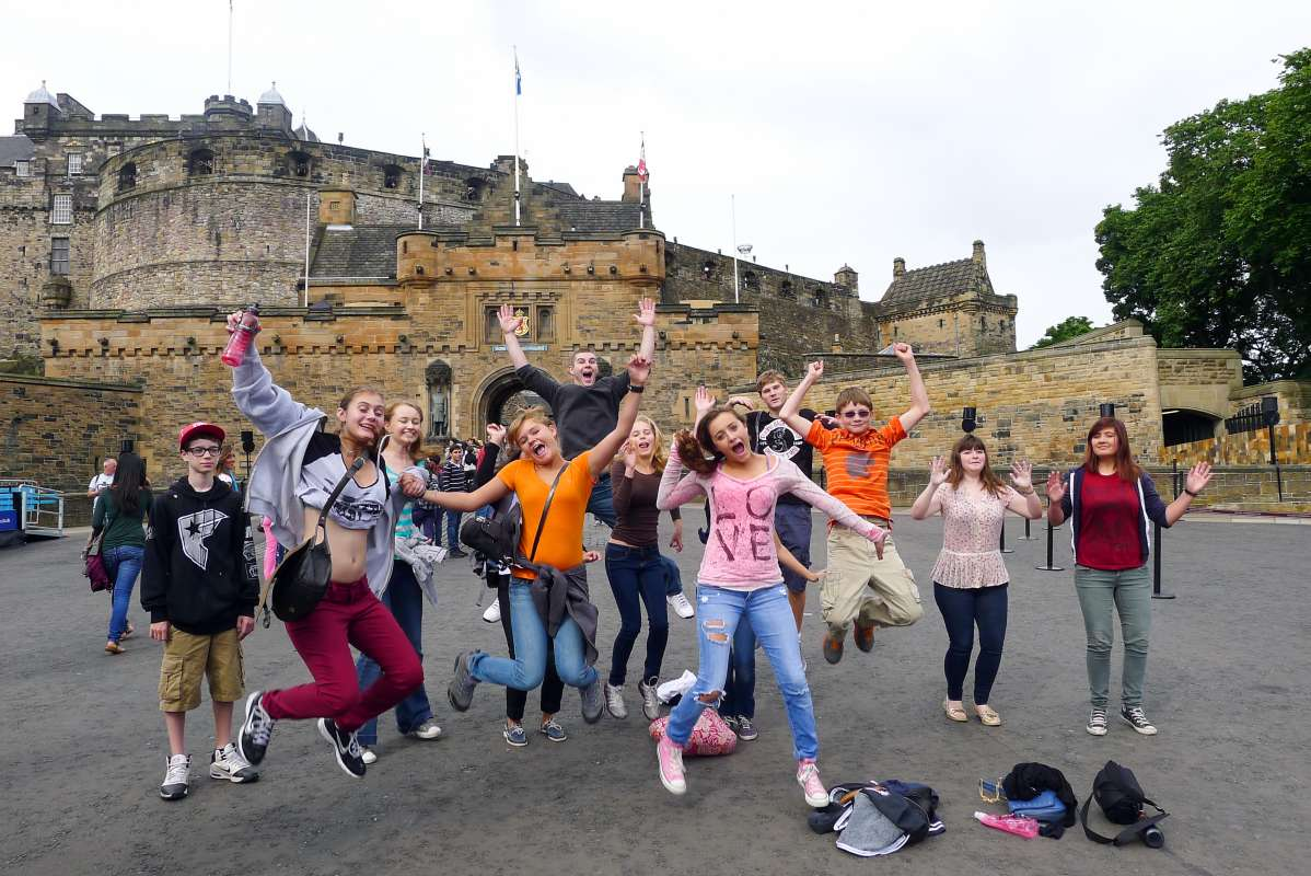 Summer Program - Adventure/Trips | Travel For Teens: Scotland and Ireland Adventure