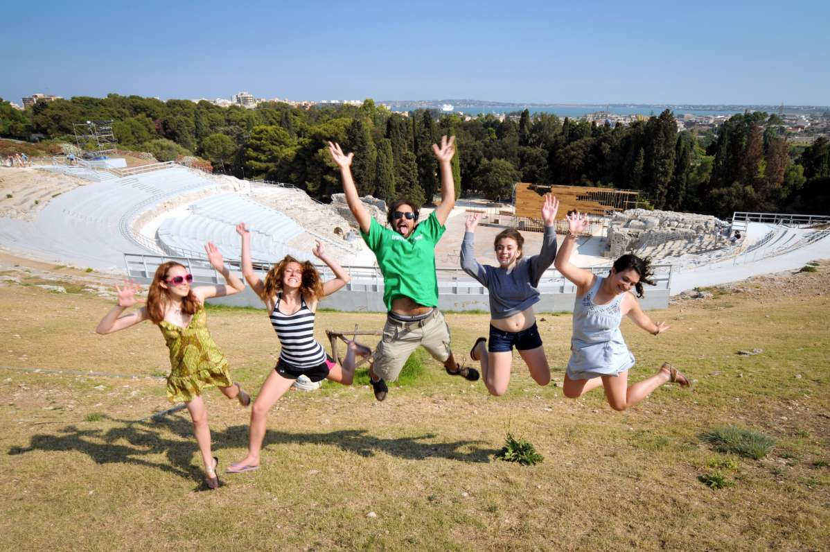 Travel For Teens: Italy – Sicily Service