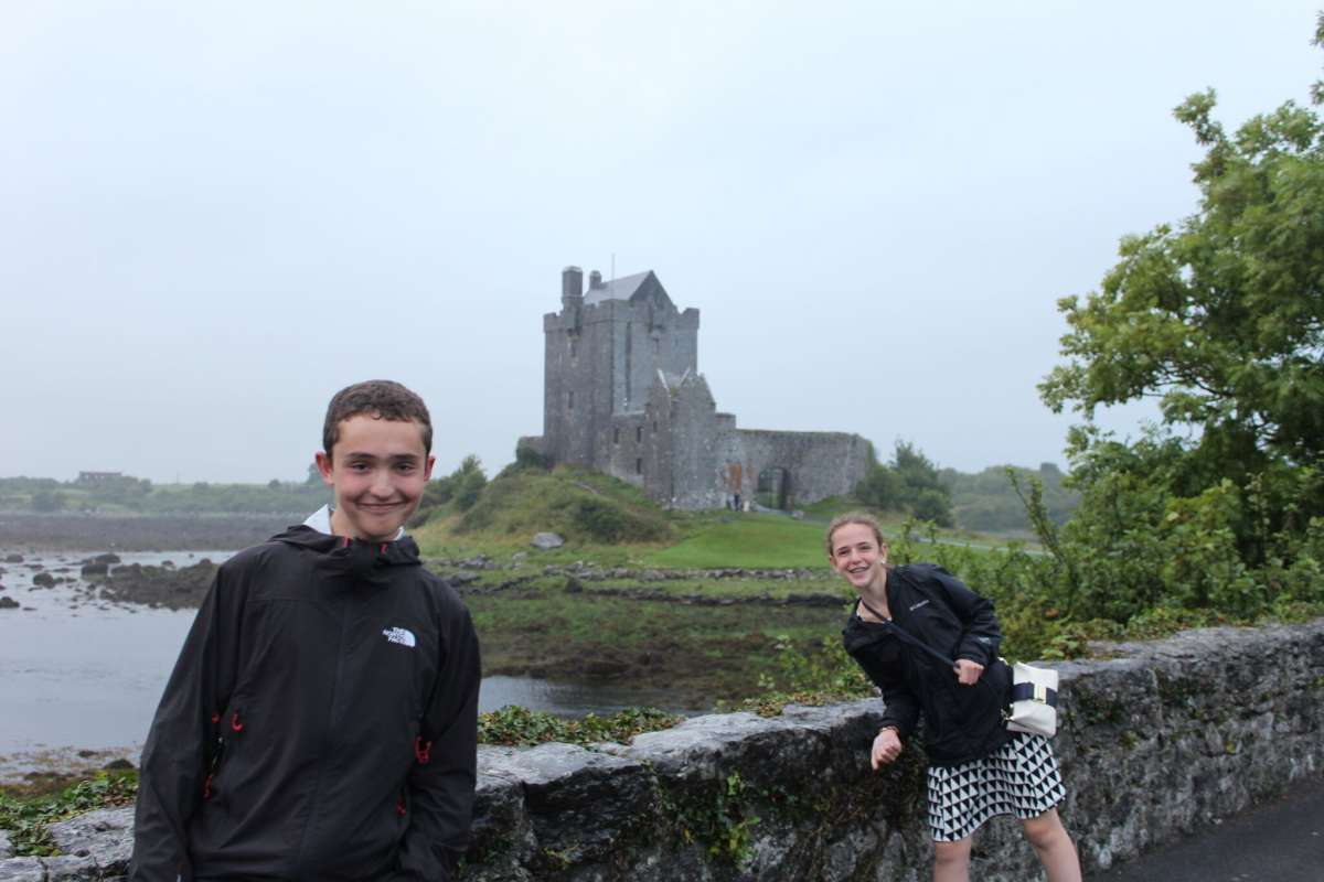 Summer Program - Tours | Travel For Teens: Europe for Younger Teens - Sláinte Ireland