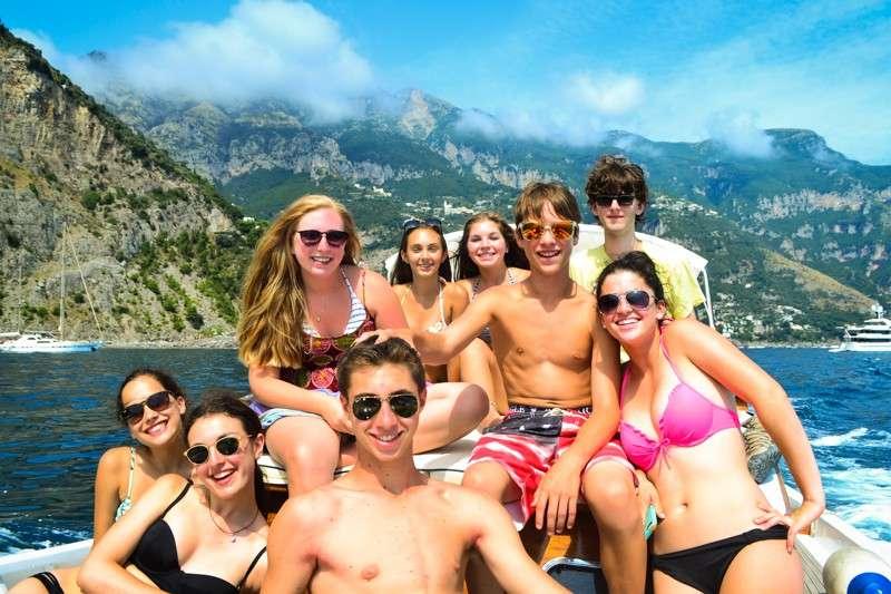 Summer Program - Tours | Travel For Teens: Italy - Amalfi Coast Explorer