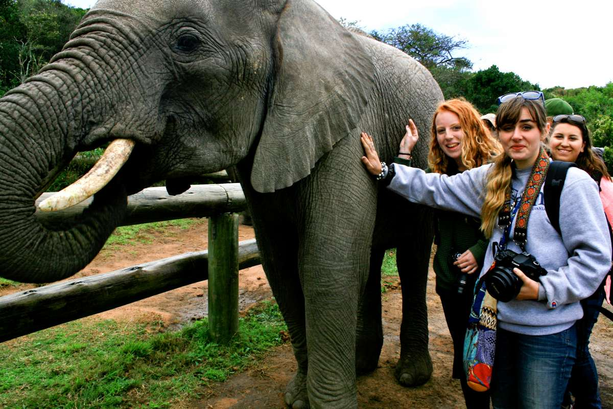 Summer Program - Youth Outreach | Travel For Teens: South Africa Service and Safari