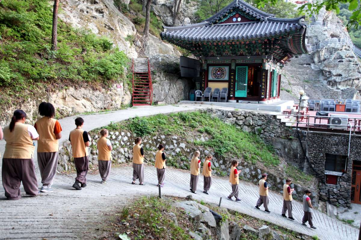 Summer Program - Tours   Travel For Teens: South Korea Discovery and Service