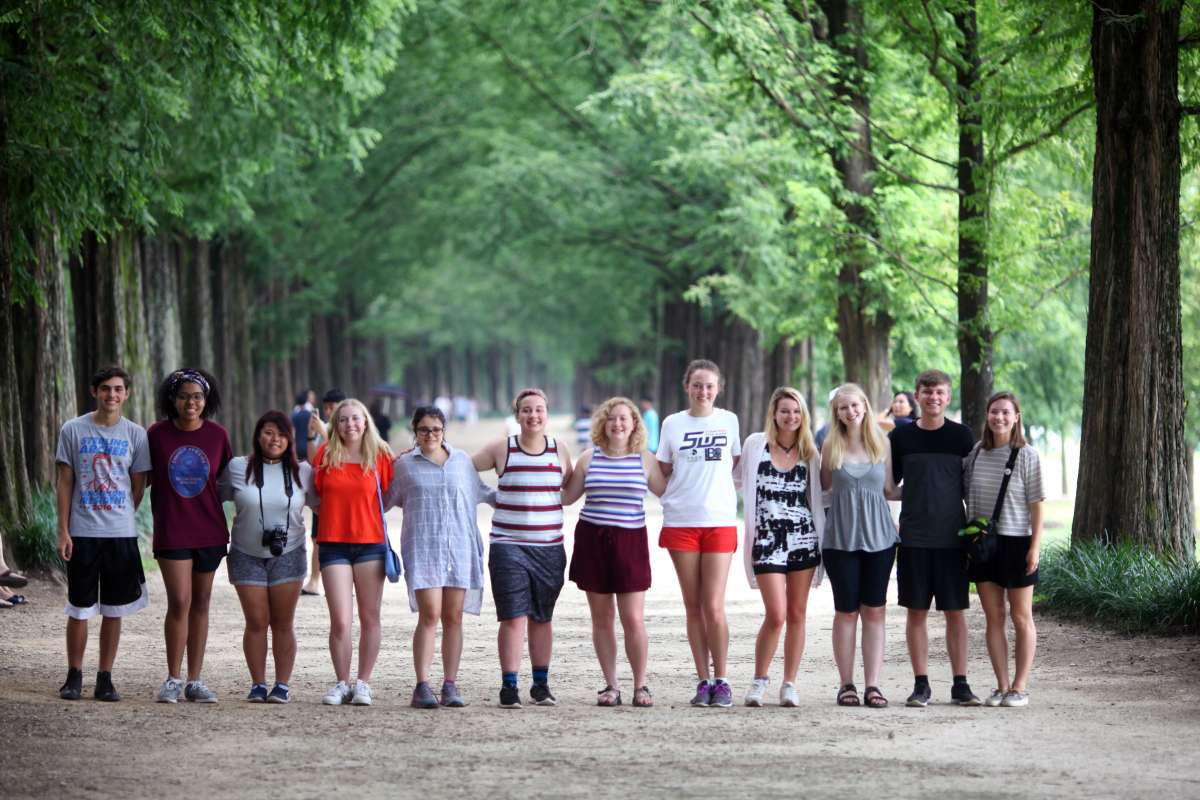 Summer Program - Adventure/Trips   Travel For Teens: South Korea Discovery and Service