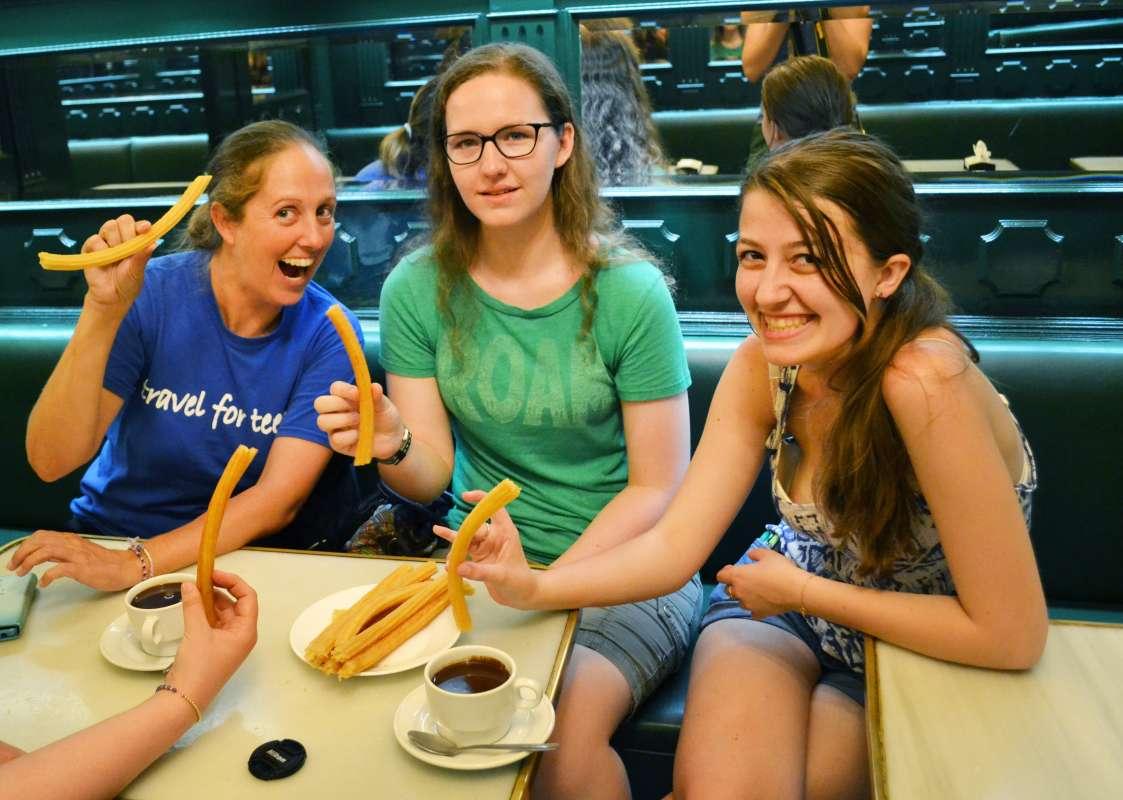 Summer Program - Spanish | Travel For Teens: Spain - Spanish Language Immersion