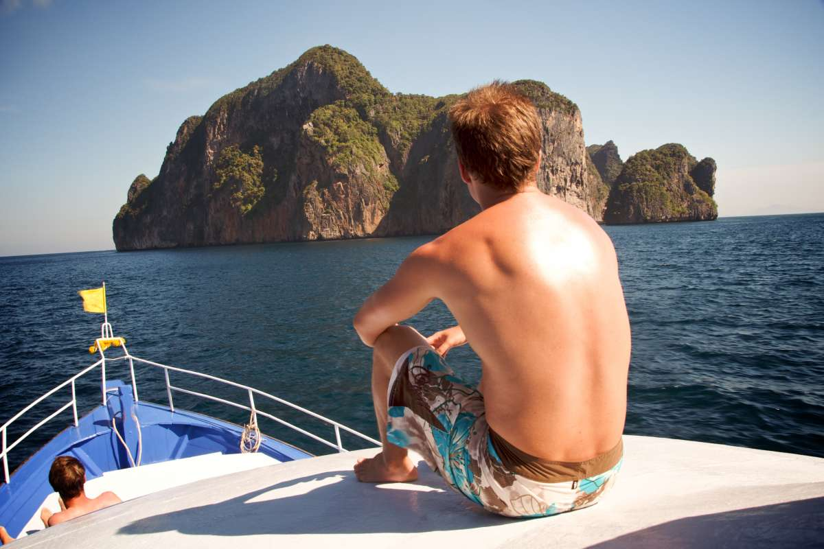 Travel For Teens: Thailand Service