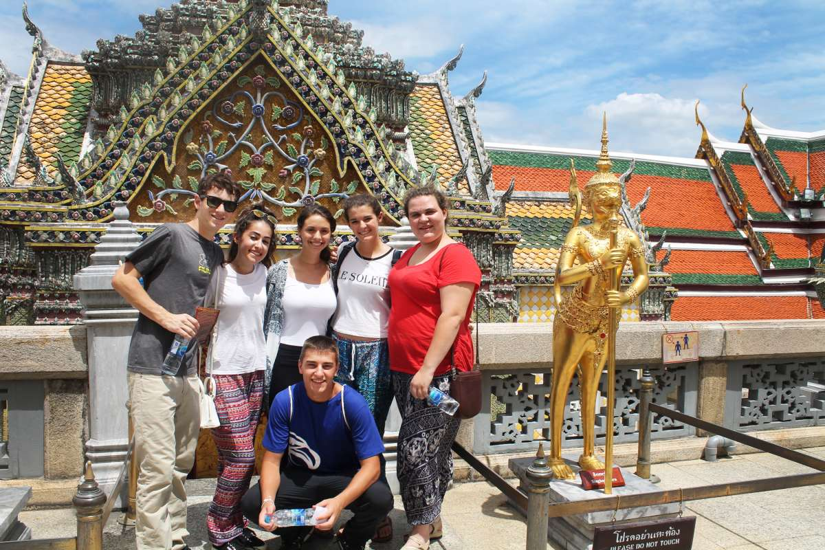 Summer Program - Animal Rights and Rescue   Travel For Teens: Thailand Service and Adventure