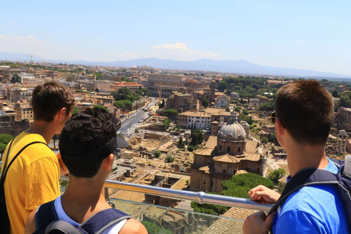 Summer Program - Adventure/Trips | Travel For Teens: Ultimate Italy