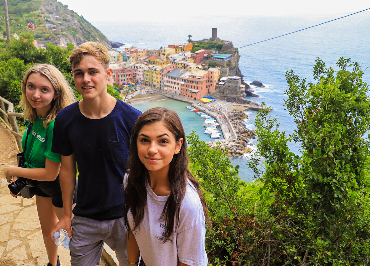 Summer Program - Photography | Travel For Teens: Ultimate Travel Photography Workshop - Italy and France