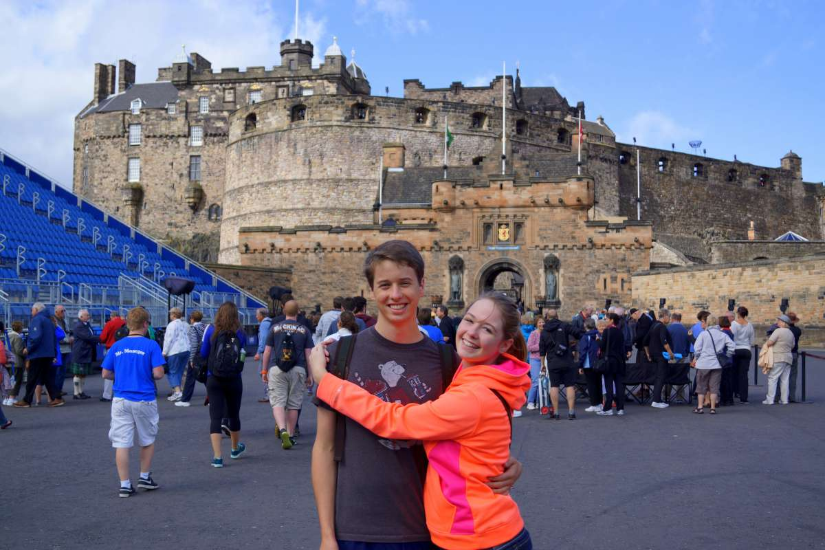 Summer Program - Group Travel | Travel For Teens: London, Scotland and Wales