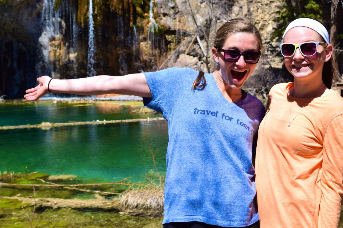 Travel For Teens: USA and Canada – Rocky Mountain Adventure