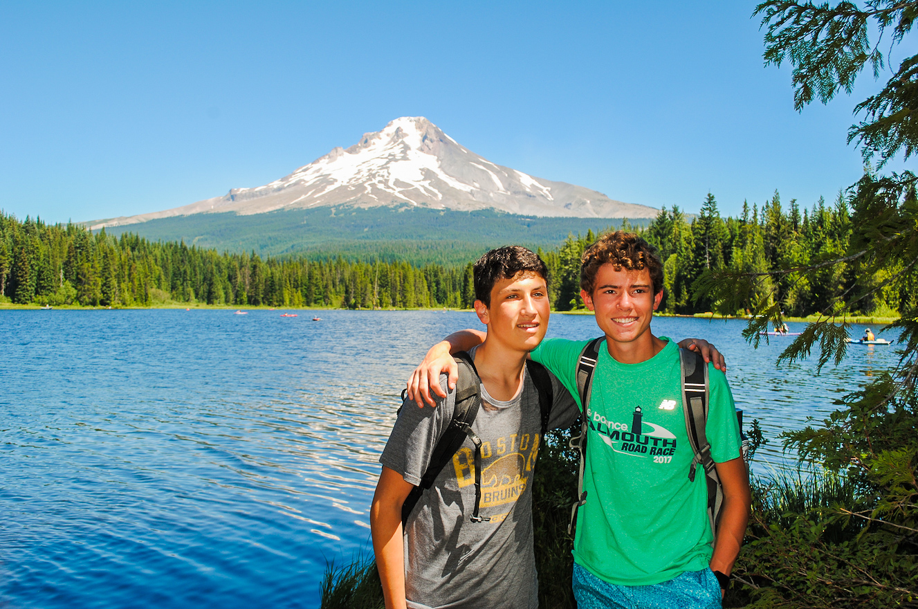 Summer Program - Travel And Tourism | Travel For Teens: USA - Pacific Northwest and Alaska