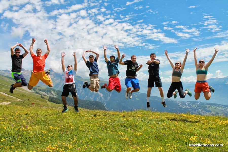 Summer Program - Group Travel | Travel For Teens: Summer Programs Abroad