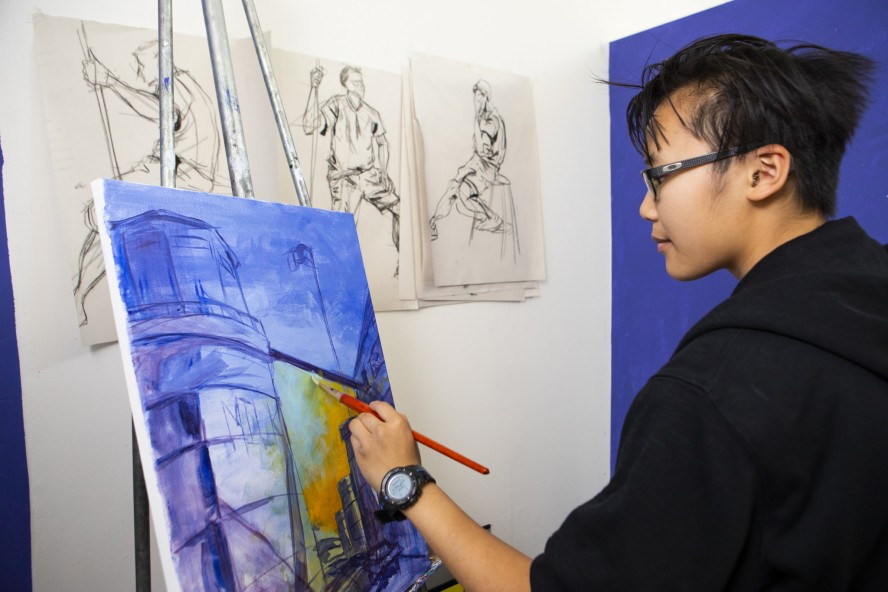 Summer Program - Design | Tufts University: Pre-College Arts Program