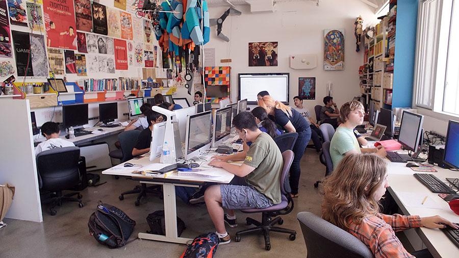 UCLA Game Lab Summer Institute
