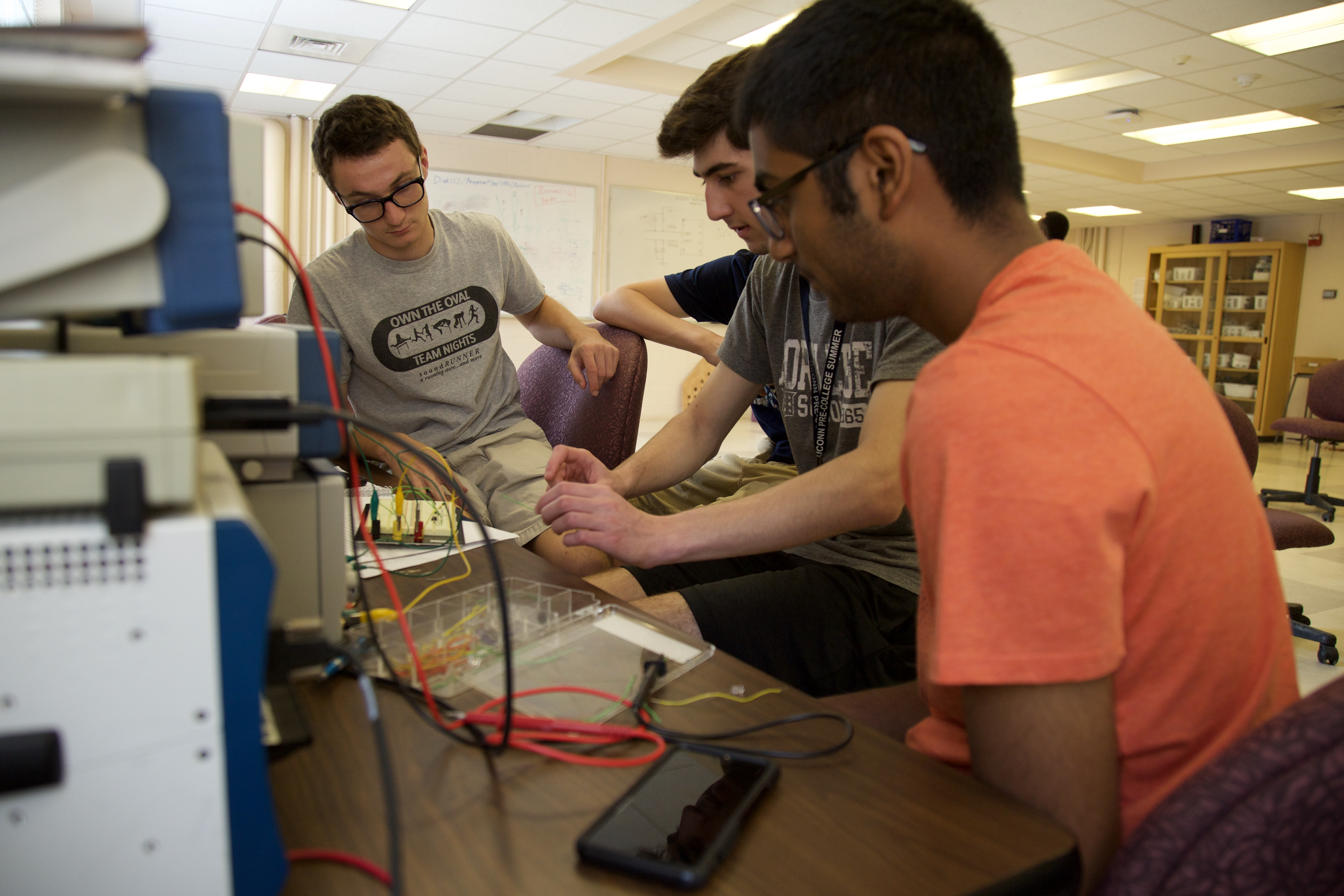 Summer Program - Engineering   UConn Pre-College Summer: Biomedical Engineering
