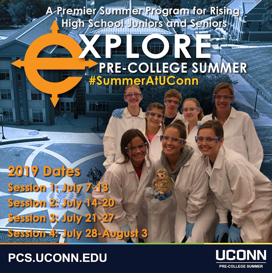 Summer Program - Engineering | UConn Pre-College Summer: Global Engineering