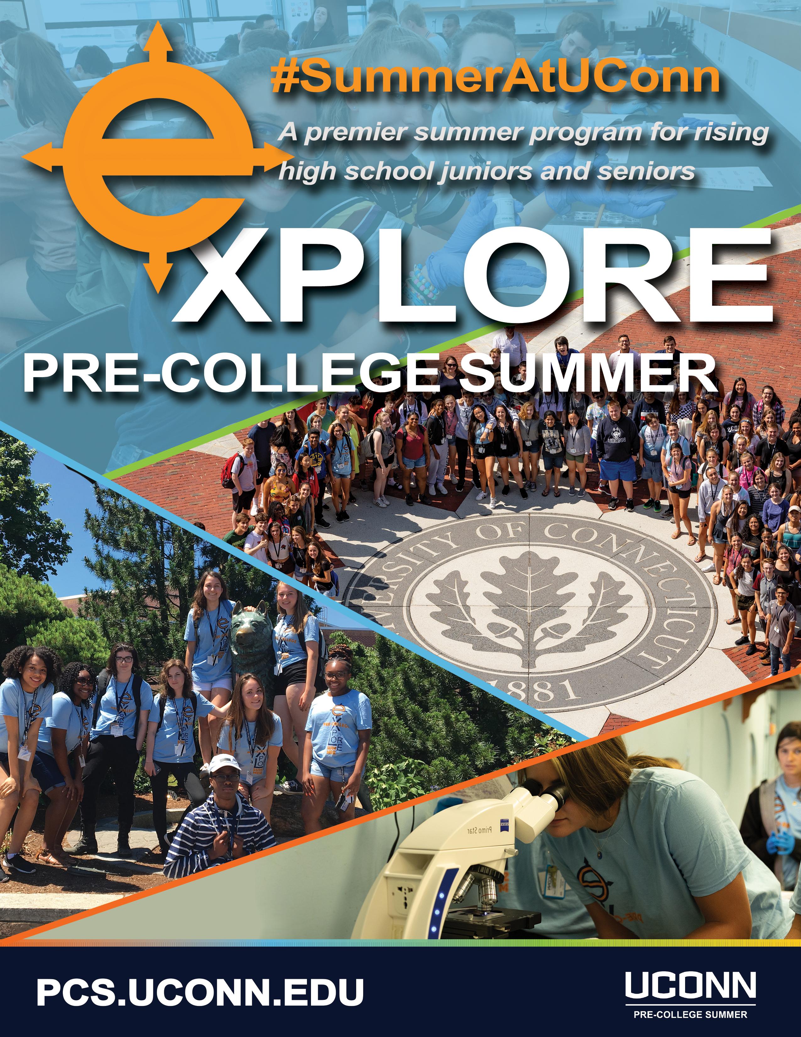 Summer Program - Science | UConn Pre-College Summer: Human Nutrition & Health