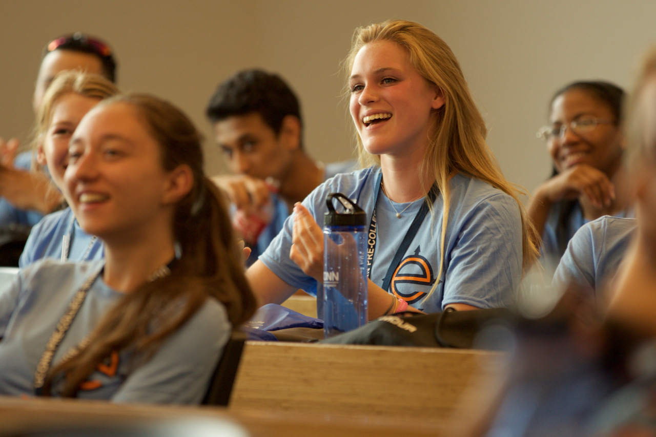Summer Program - College Experience | UConn Pre-College Summer: Pre-Law