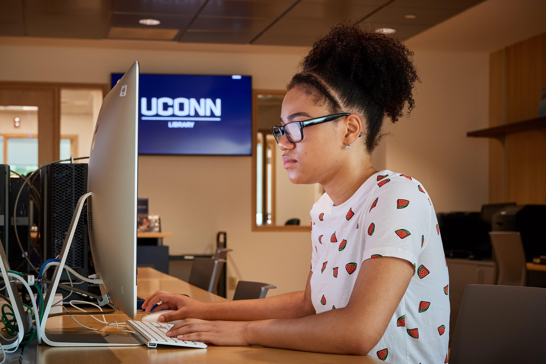 Summer Program - Technology | UConn Pre-College Summer: Digital Media - Intro to Programming