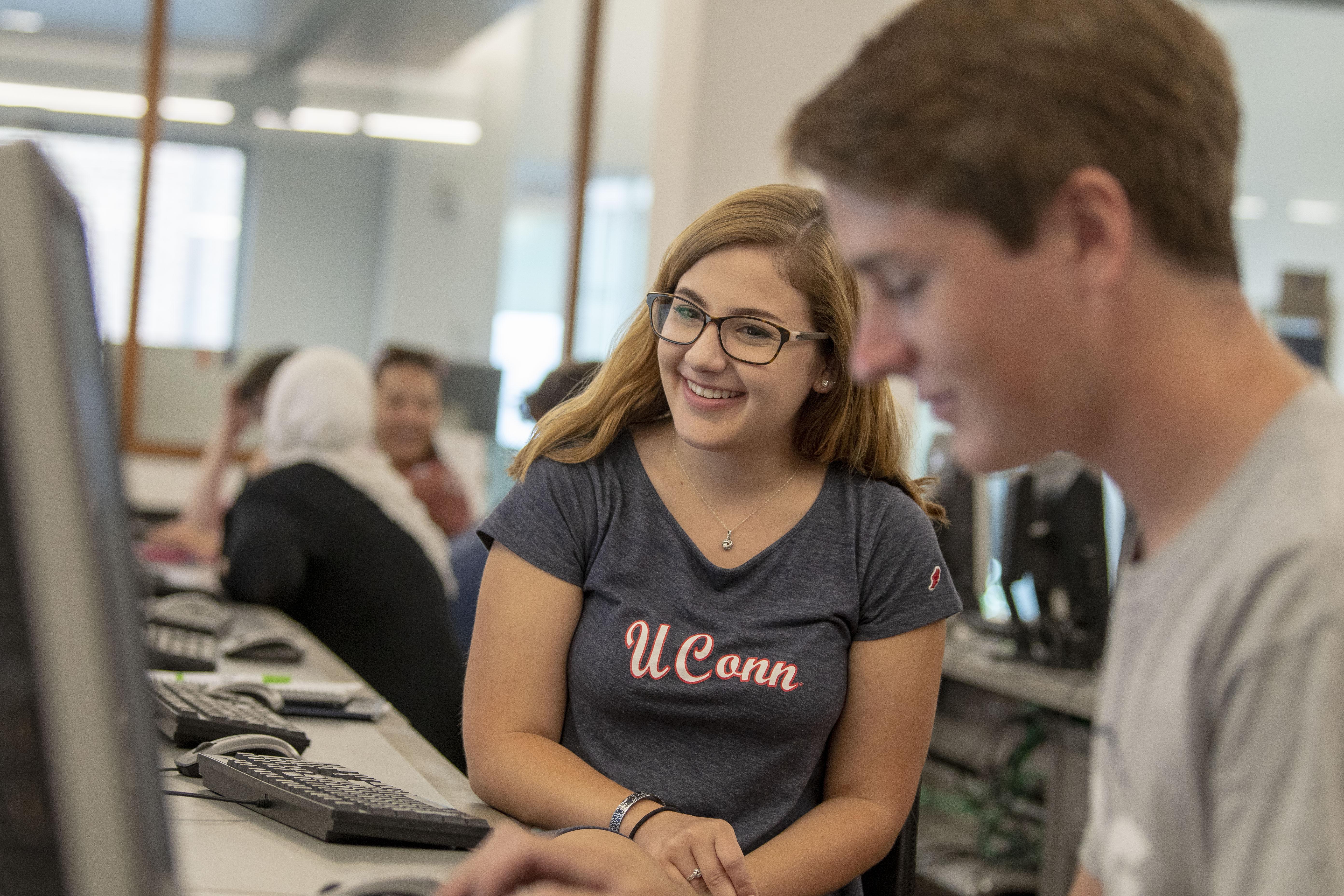 Summer Program - Computer Science | UConn Pre-College Summer: Digital Media - Intro to Programming