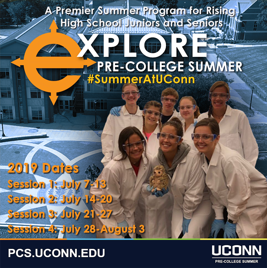 Summer Program - College Experience | UConn Pre-College Summer: Sociology - Social Justice