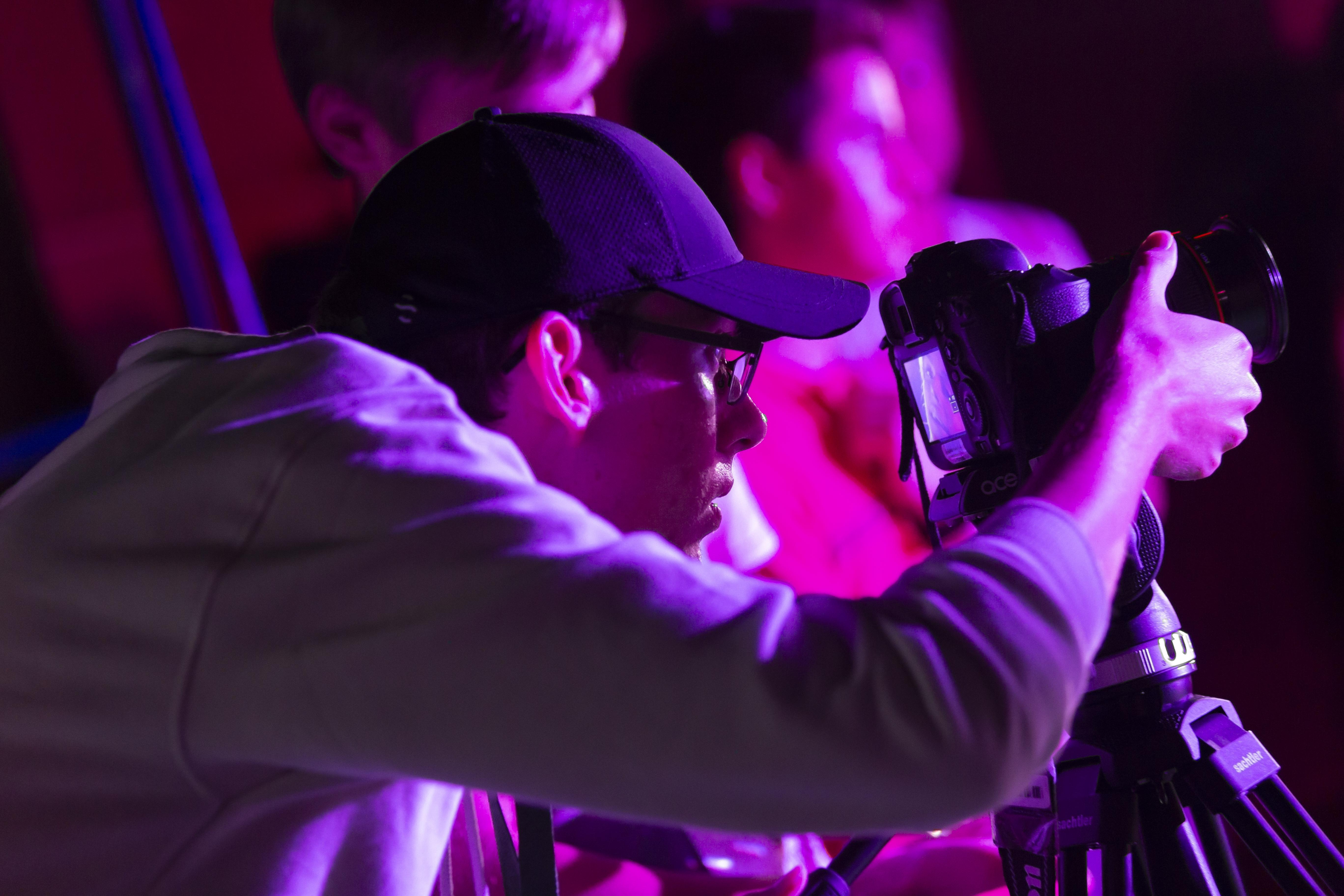 Summer Program - Filmmaking and Digital Media | University of Miami Summer Scholars: Filmmaking and Storytelling