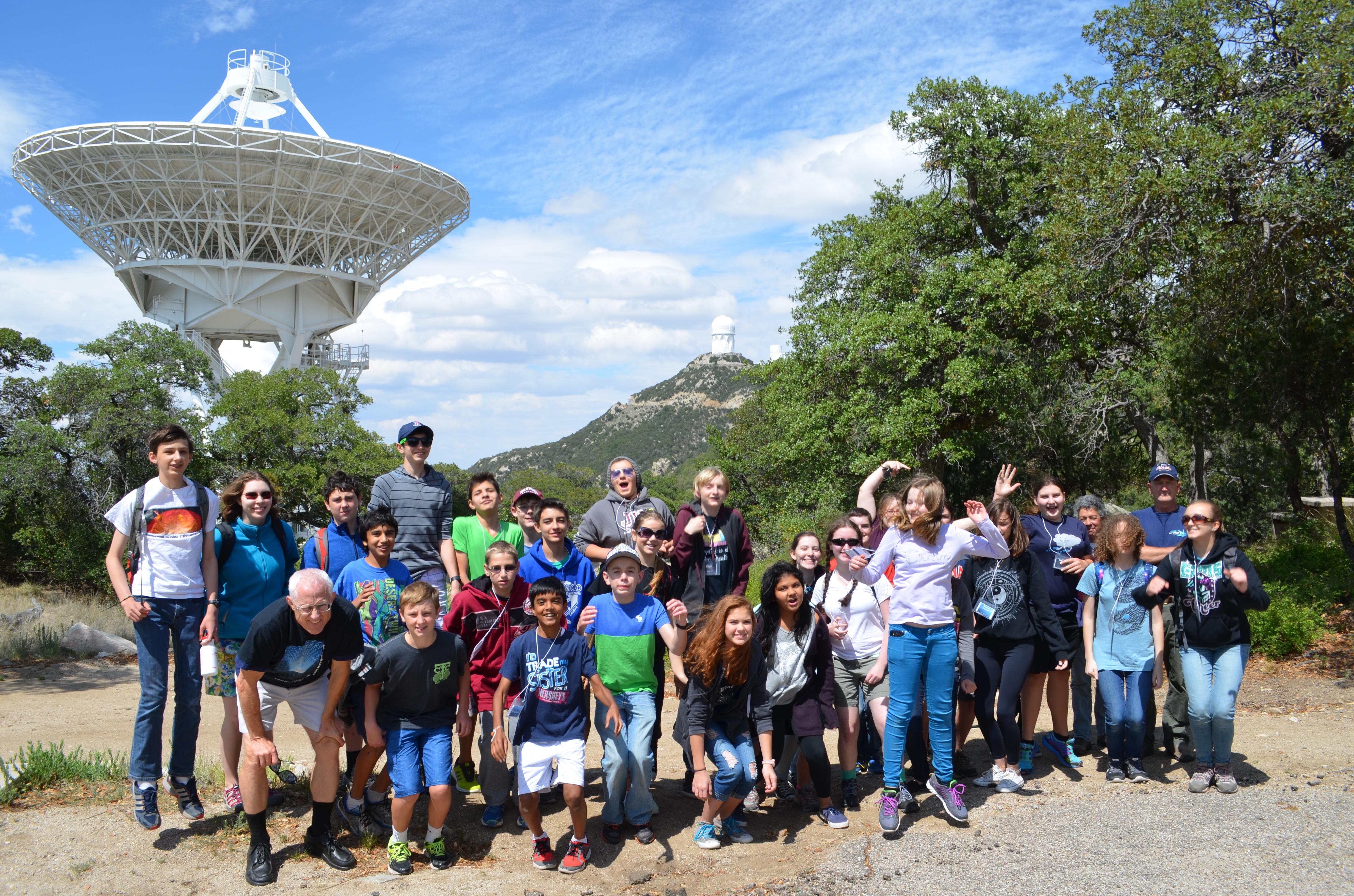 Summer Program - Science | University of Arizona: Astronomy Camp for Teens