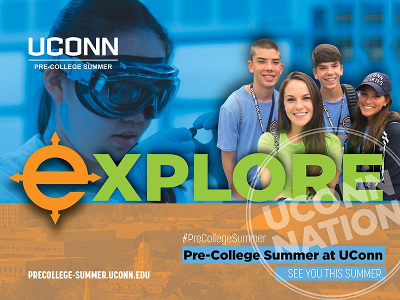 College - University of Connecticut  1