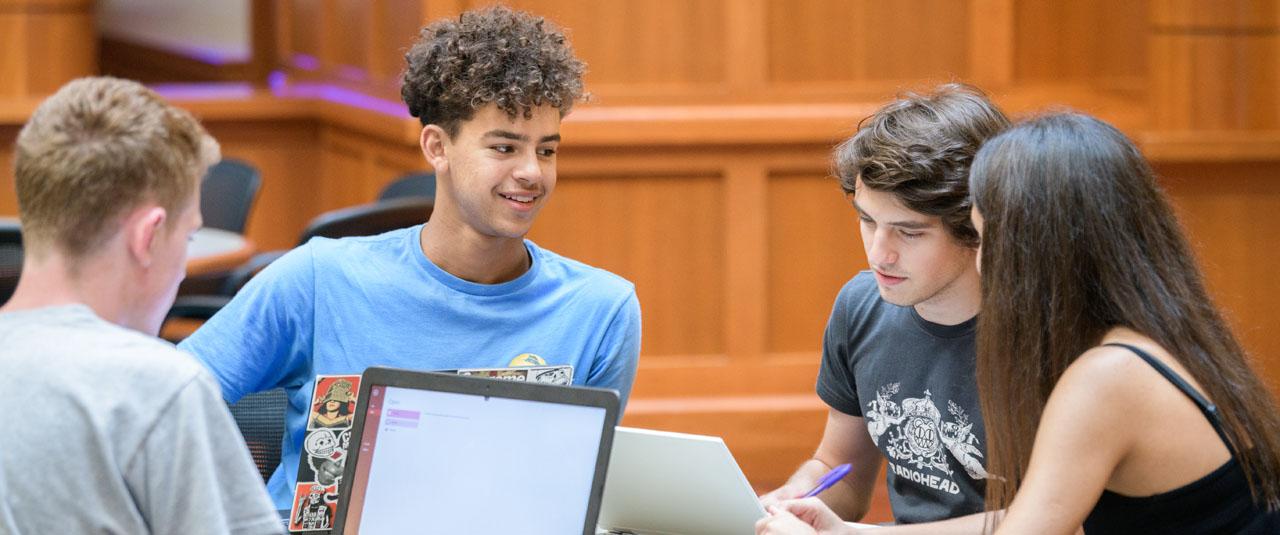 Summer Program - Business | University of Delaware: EDGE Summer College Program