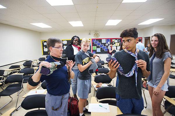 Summer Program - College Courses | University of Maryland: Terp Young Scholars | School of Public Health