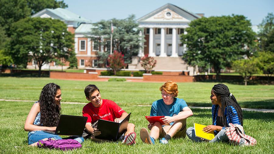 Summer Program - History | University of Maryland: Terp Young Scholars (TYS)