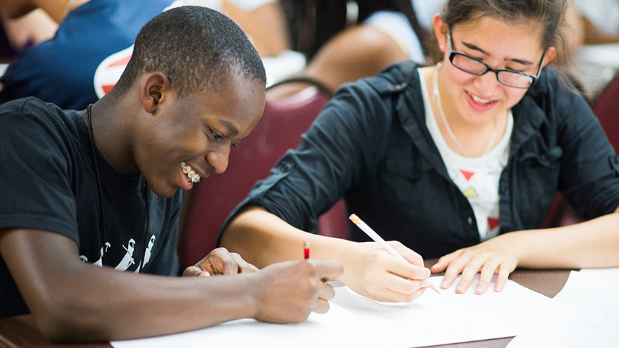 Summer Program - Arts | University of Maryland: Terp Young Scholars (TYS)