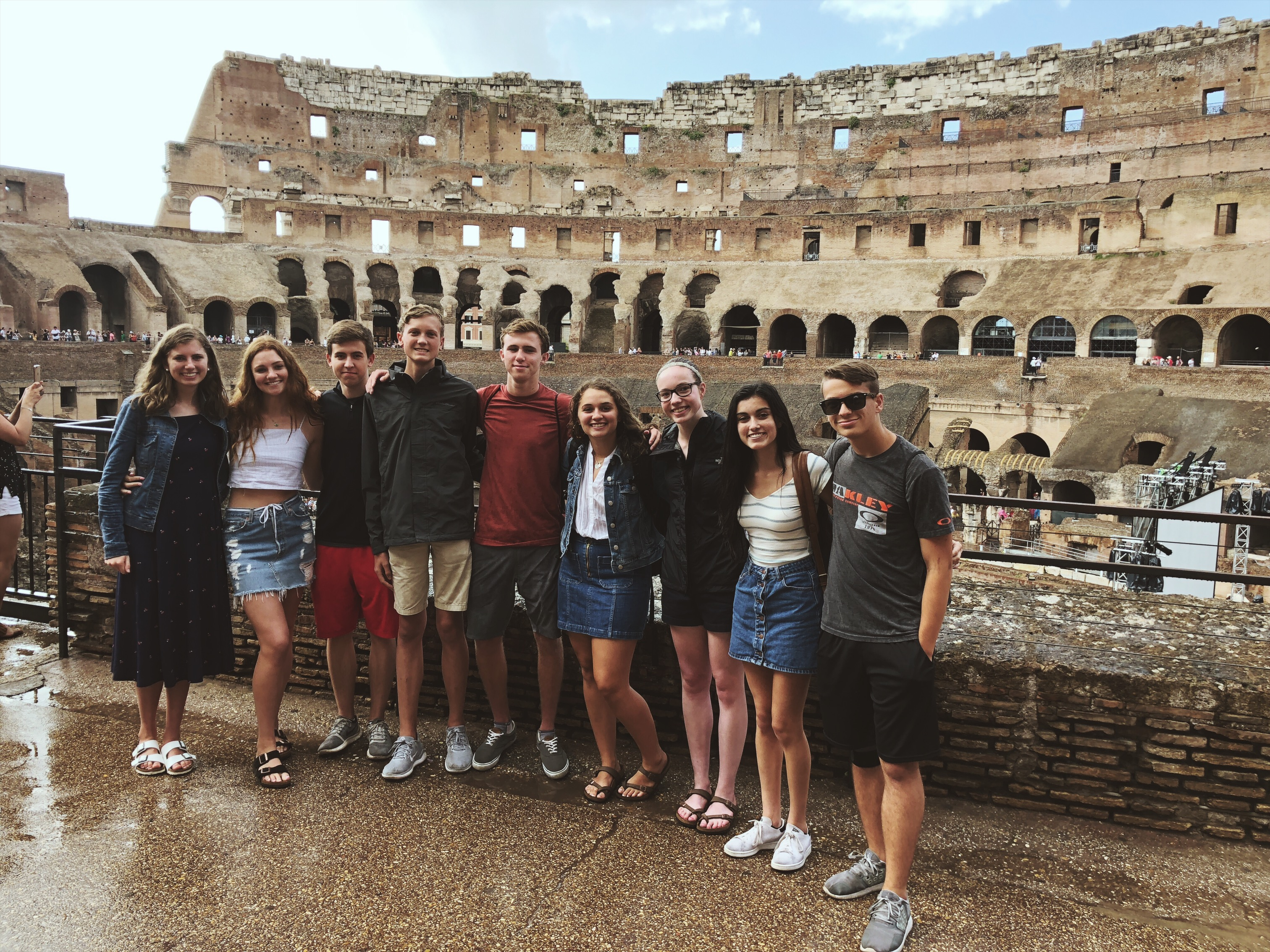University of Notre Dame Pre-College Programs: Study Abroad