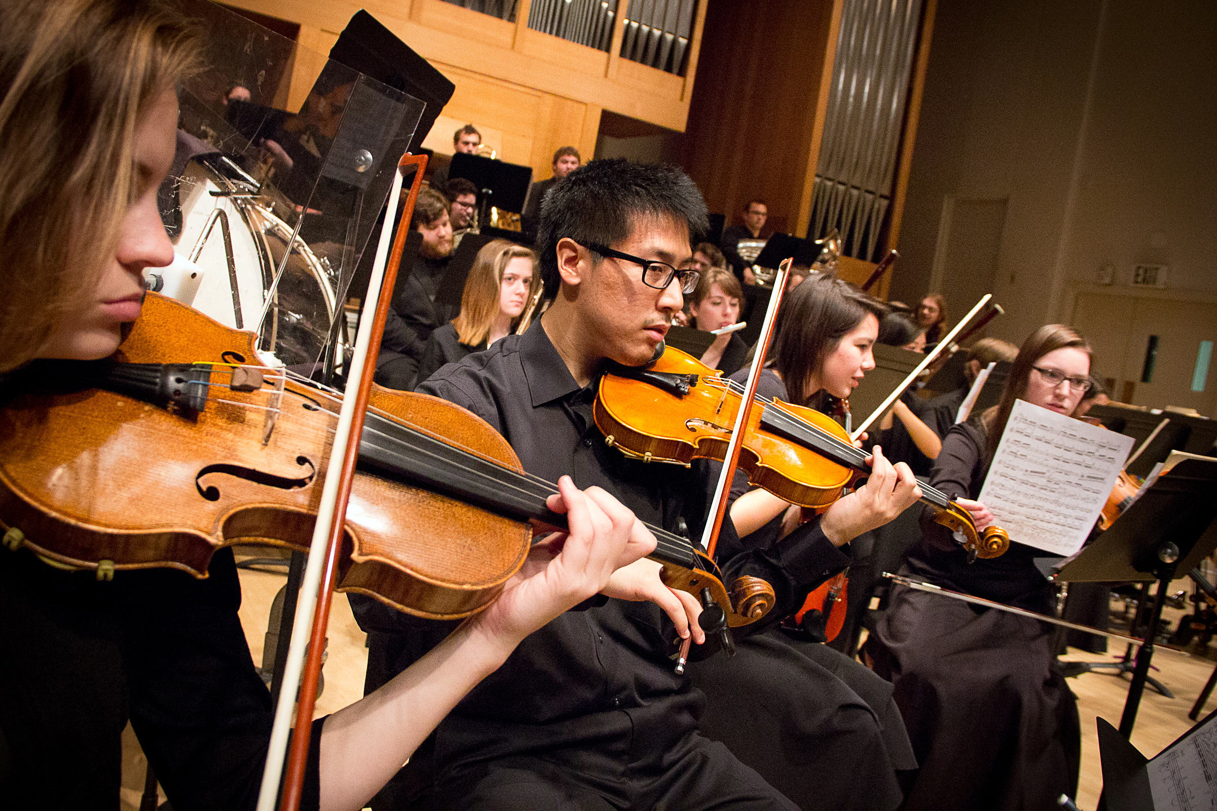 College - University of Oregon: School of Music and Dance  6