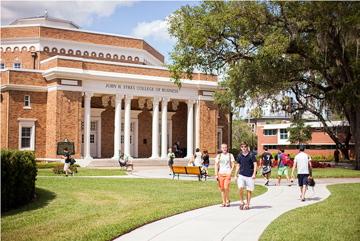 College - The University of Tampa  1