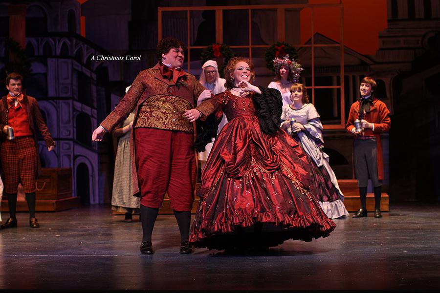 College - University of Wisconsin: La Crosse Department of Theatre Arts  1
