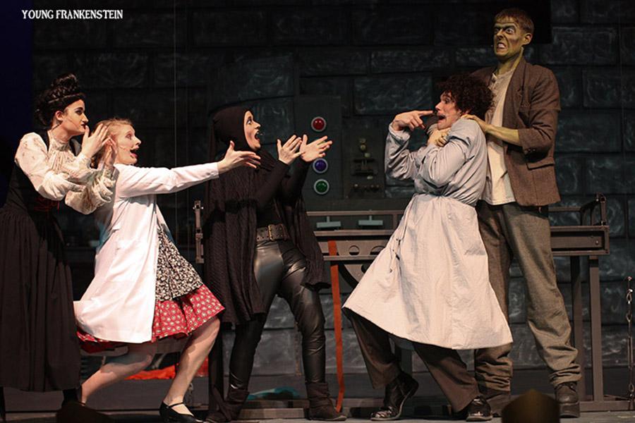 College - University of Wisconsin: La Crosse Department of Theatre Arts  6