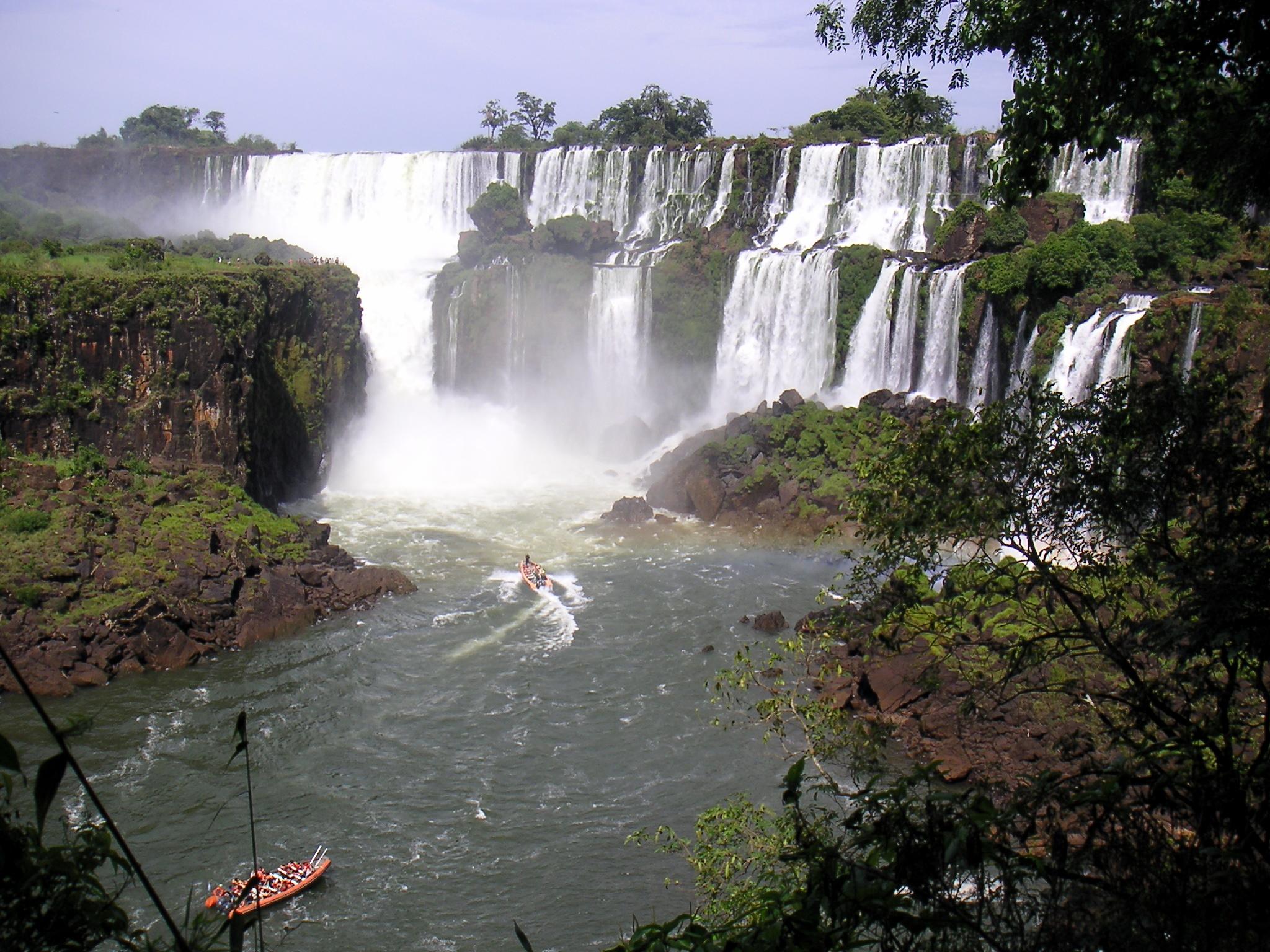 Summer Program - Travel And Tourism | Arcos Journeys: Urban Recycling, Rural School Volunteer, & Iguazu Falls