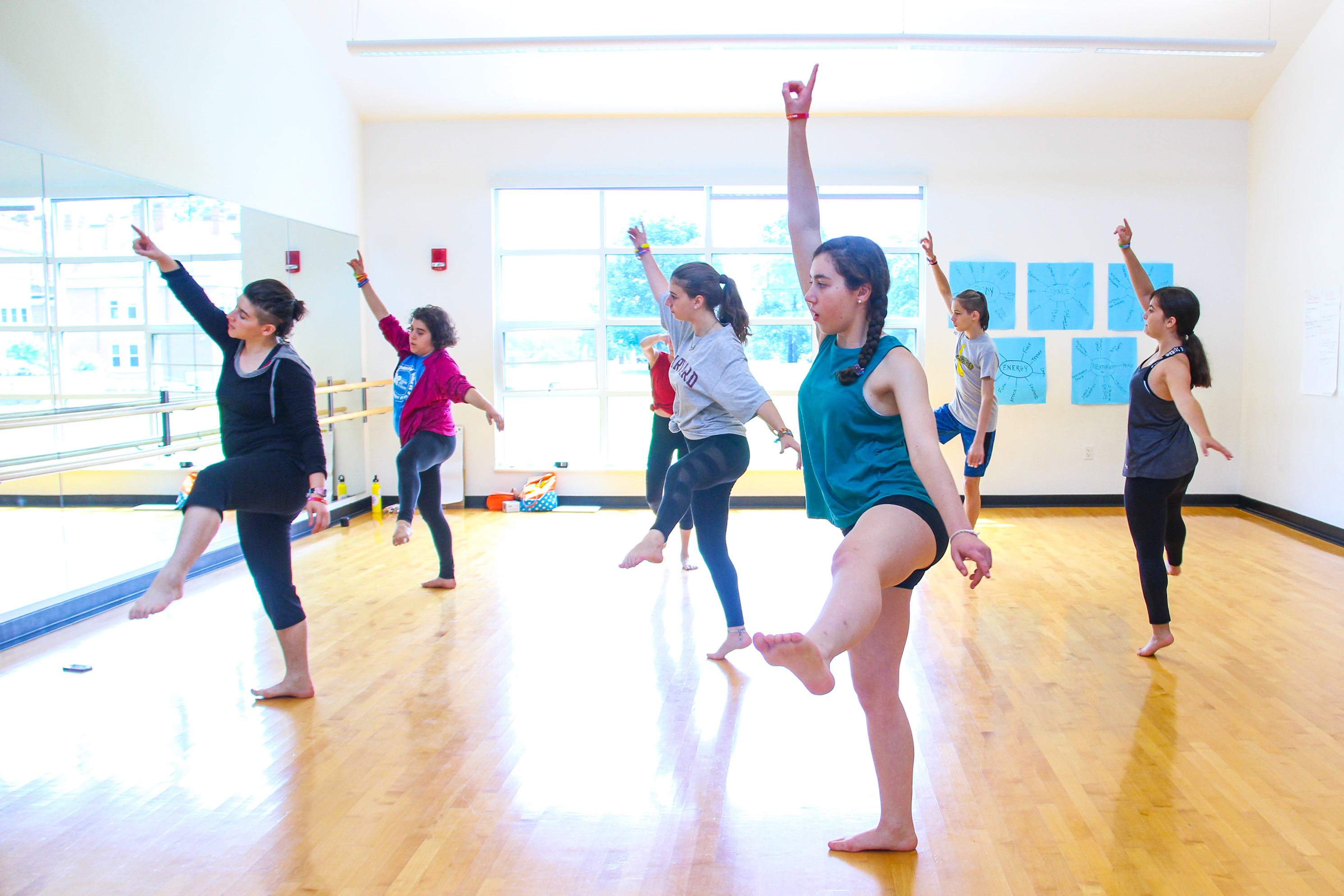 Summer Program - Dance | URJ 6 Points Creative Arts Academy