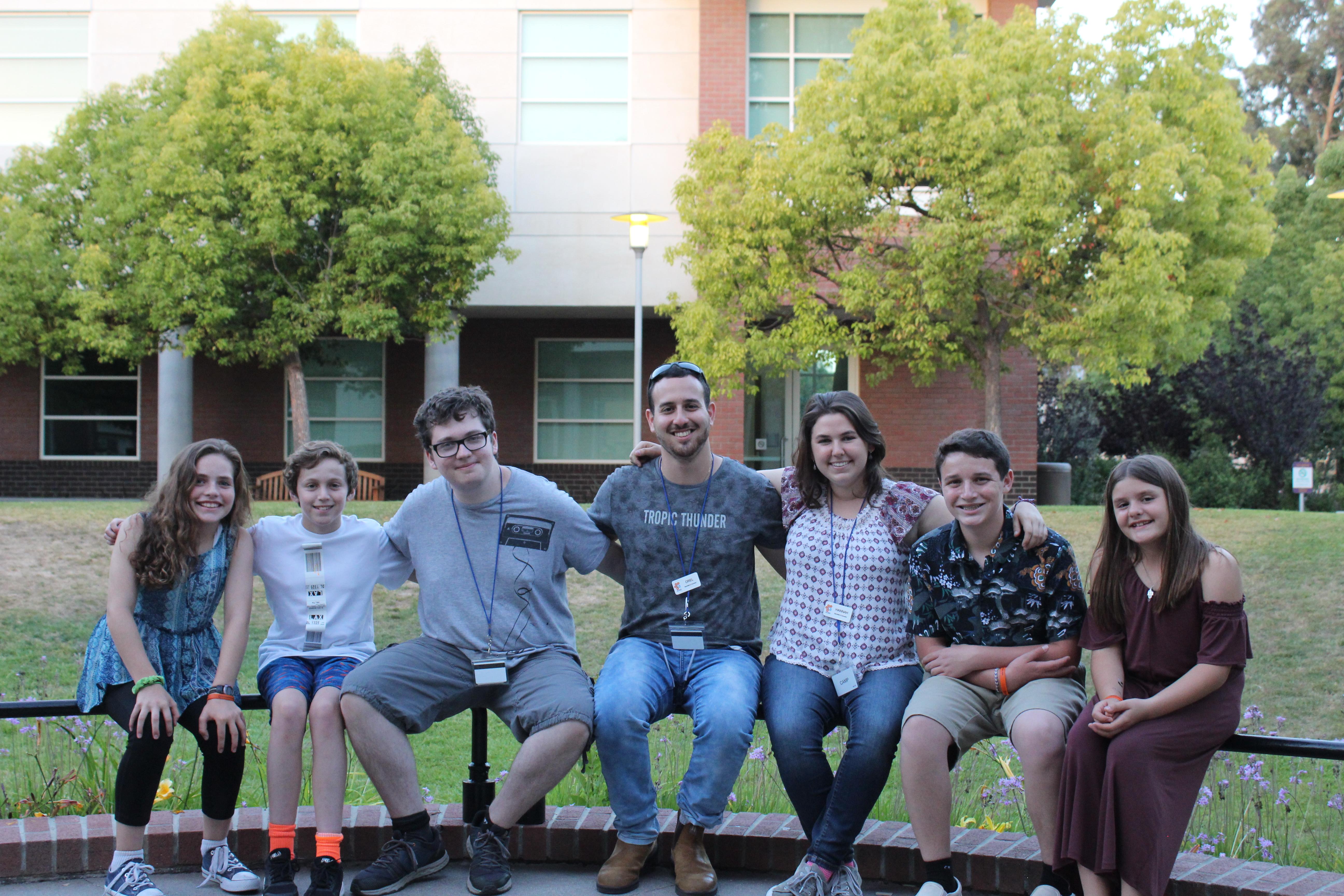 Summer Program - Science | URJ 6 Points Sci-Tech Academy West