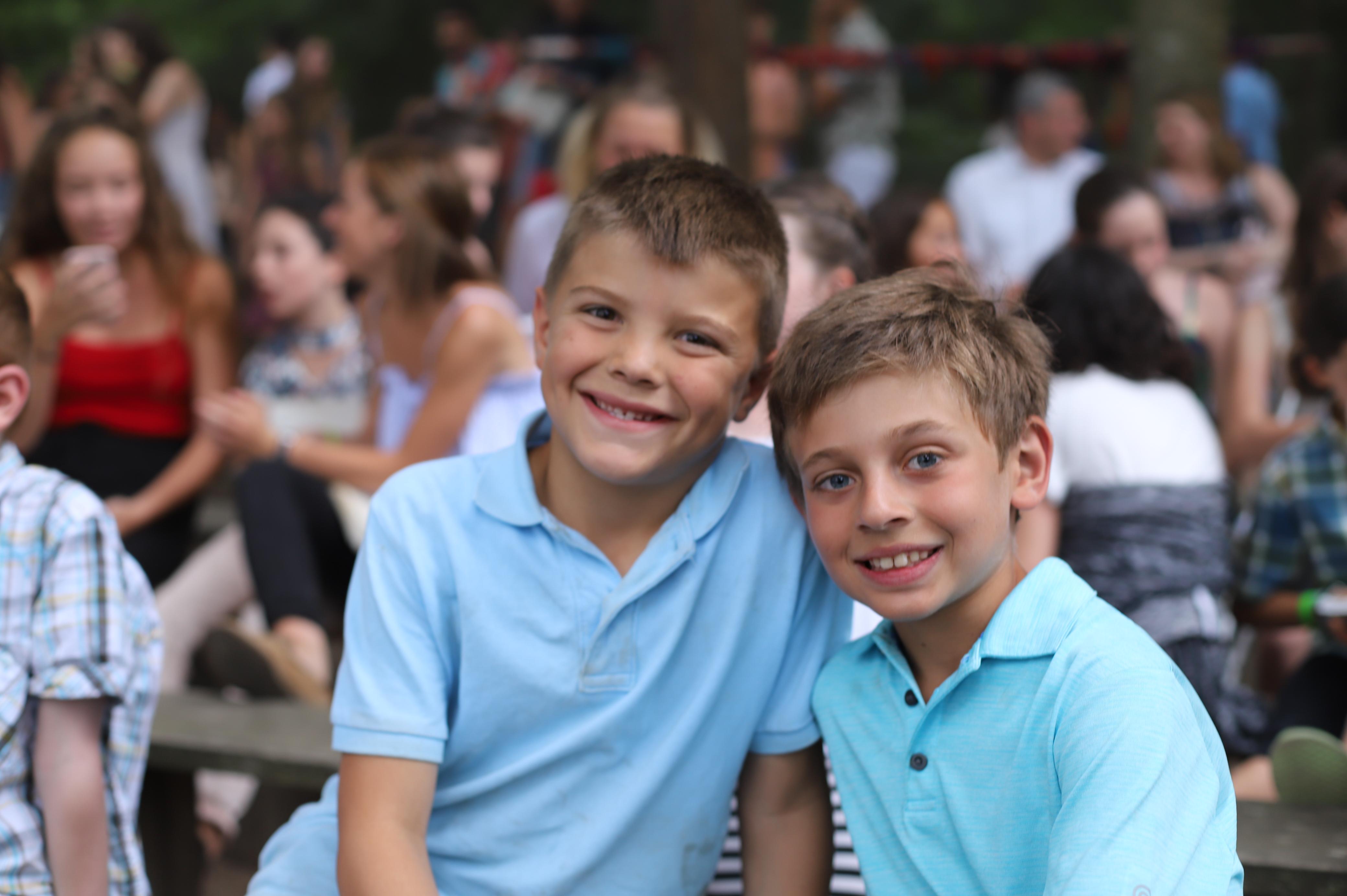 Summer Program - Jewish Culture | URJ Camp George