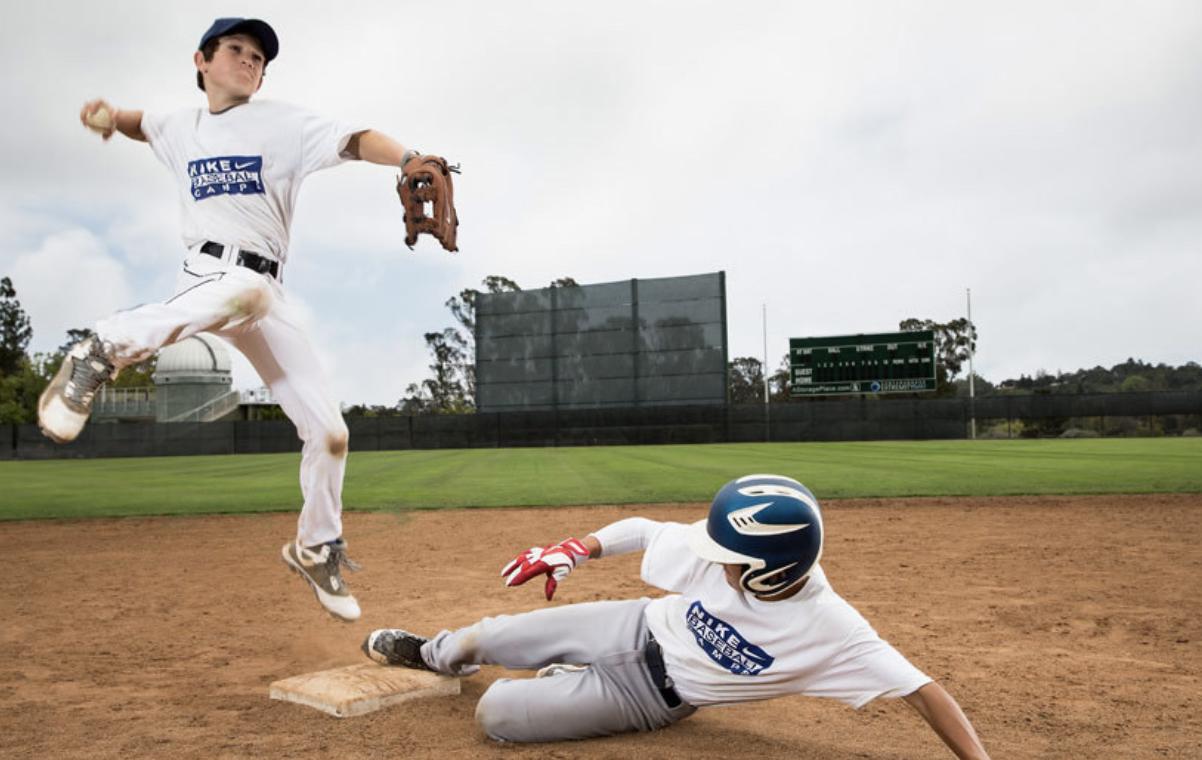 US Sports Camps: Nike Baseball Camp