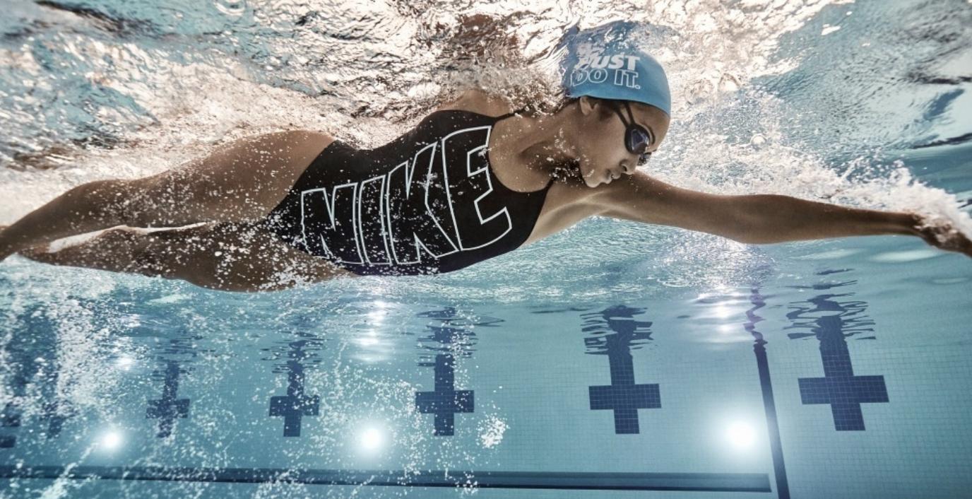 US Sports Camps: Nike Swim Camp