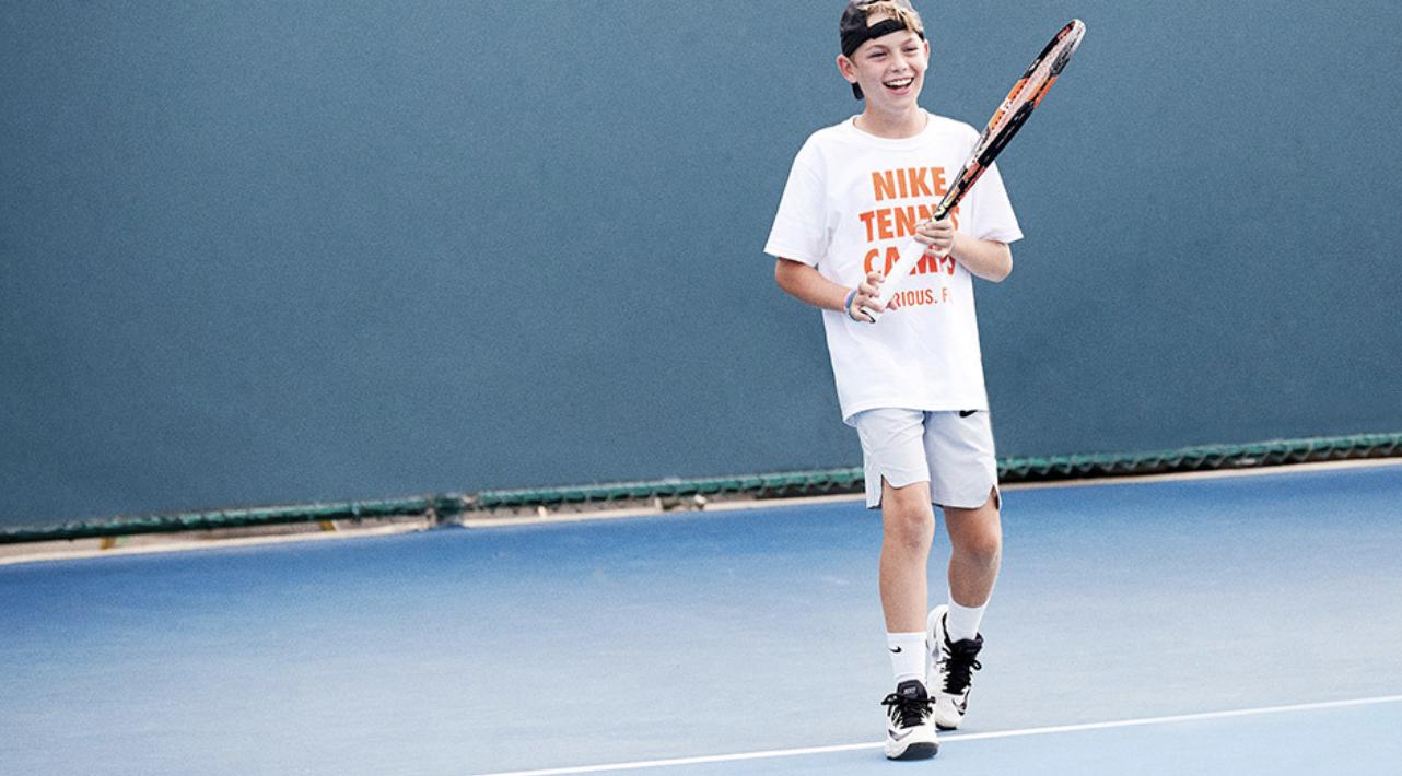 Summer Program - Tennis   US Sports Camps: Nike Tennis Camp