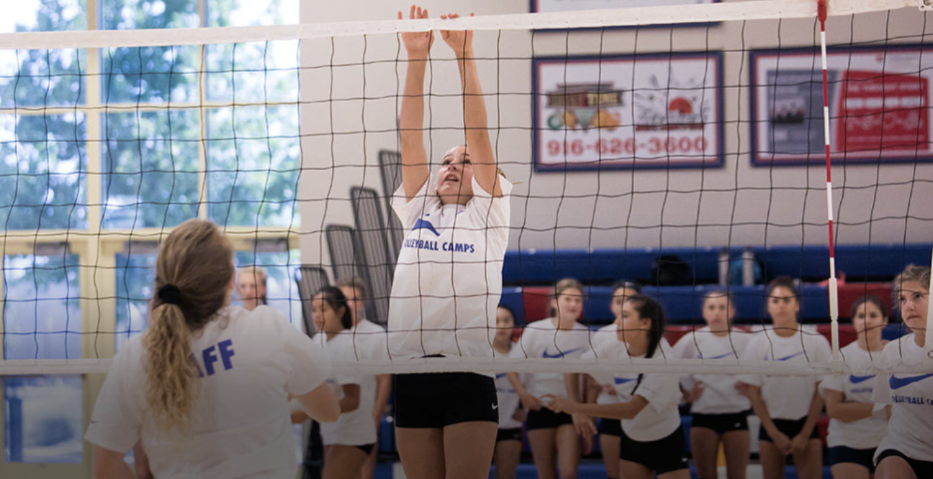 US Sports Camps: Nike Volleyball Camp