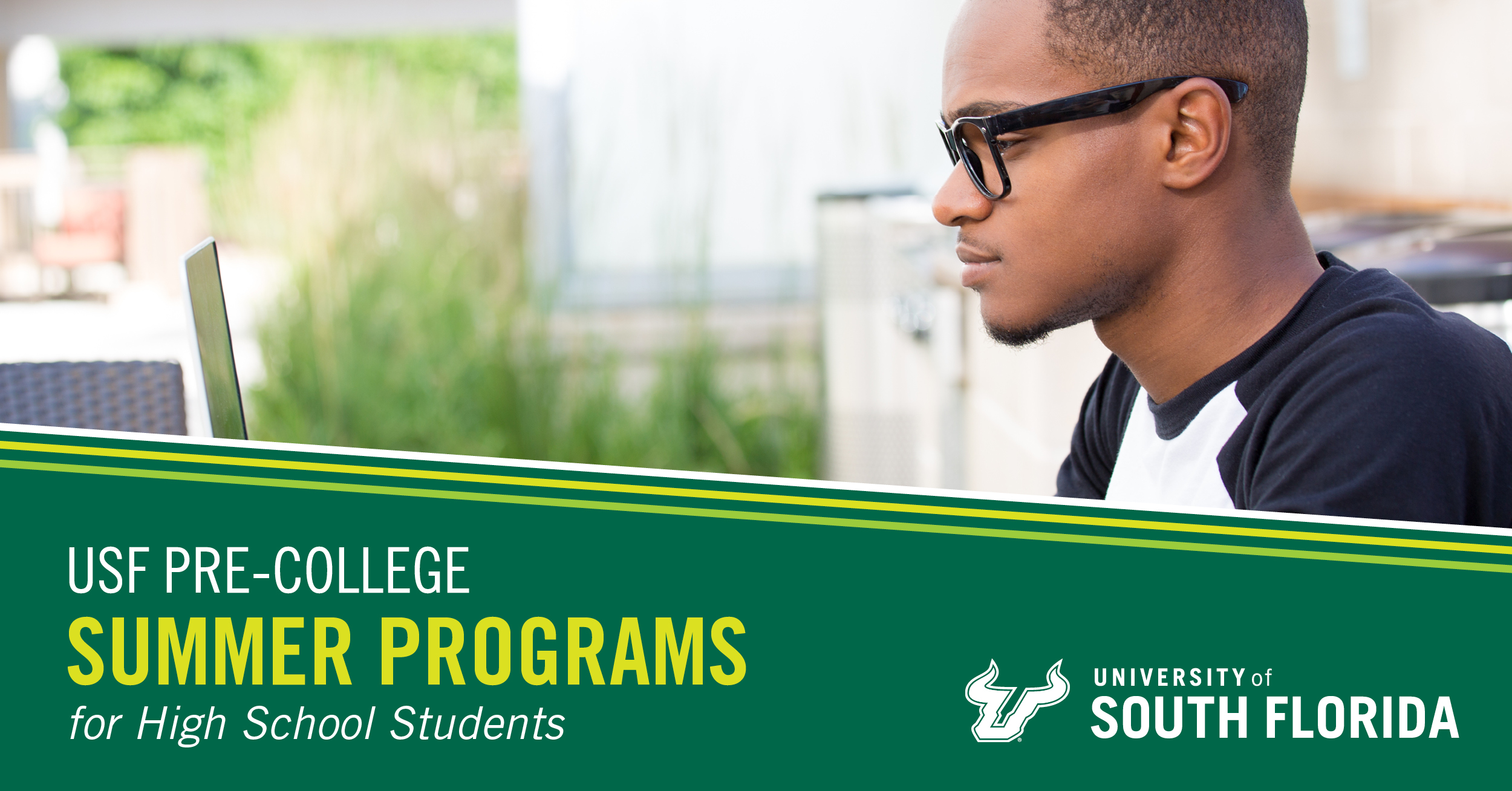 University of South Florida Pre-College: Summer Programs for High School Students
