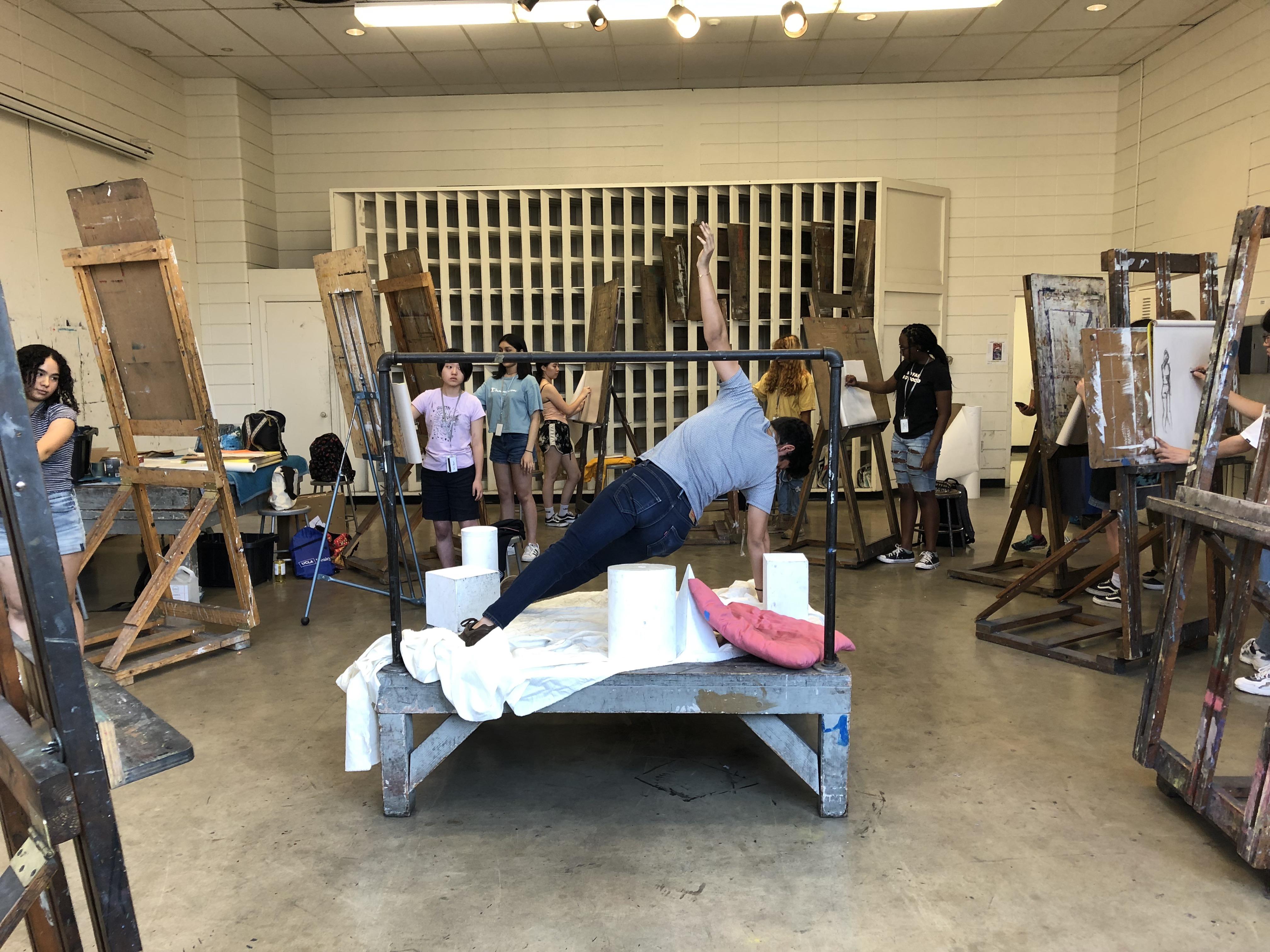 Summer Program - Fashion | ST.ART Pre-College Art + Design at UT Austin