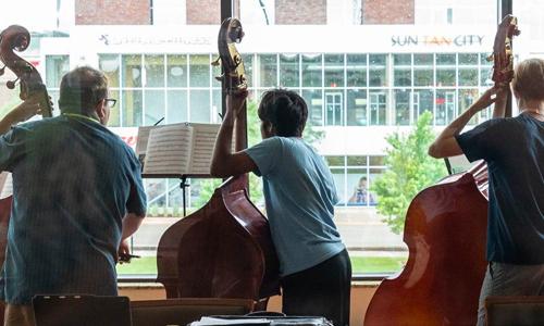 UW–Madison Summer Music Clinic – Senior Session (Grades 9-12)